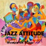 Jazz Attitude_05.03.03_Women on stage