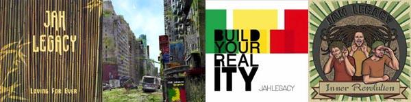 Jah Legacy covers